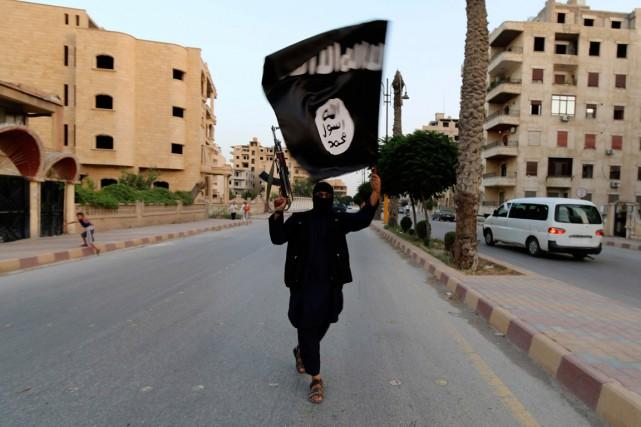 La coalition menée par les États-Unis cible le... (PHOTO ARCHIVES REUTERS)