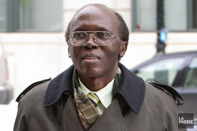 Léon Mugesera.... (PHOTO ROBERT SKINNER, ARCHIVES LA PRESSE)