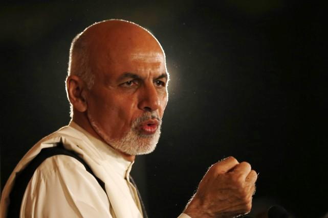 «C'est une victoire majeure pour la nation afghane:... (PHOTO MOHAMMAD ISMAIL, ARCHIVES REUTERS)