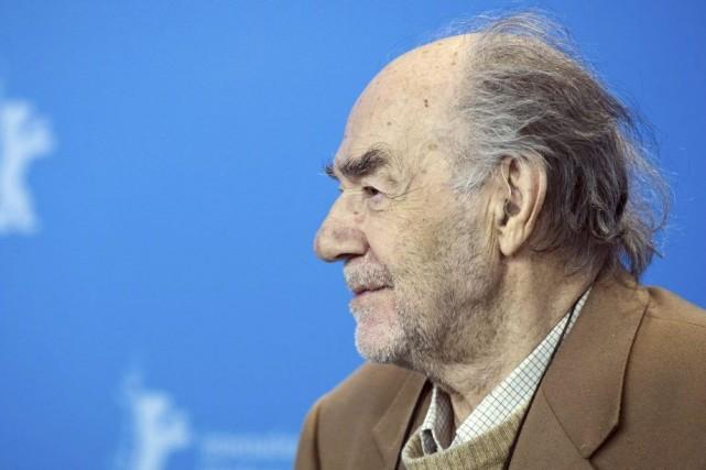 George Sluizer à la Berlinale en 2013.... (Photo: archives AFP)