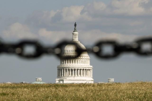 Des poids lourds de l'industrie pharmaceutique ou agroalimentaire... (Photo KEVIN LAMARQUE, Reuters)