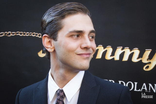 Xavier Dolan... (PHOTO OLIVIER PONTBRIAND, ARCHIVES LA PRESSE)