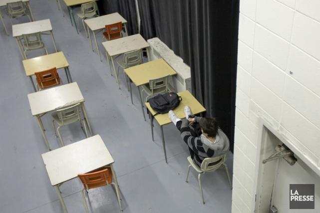 Alors que le Québec se targue d'obtenir de bons résultats aux examens... (PHOTO ALAIN ROBERGE, ARCHIVES LA PRESSE)