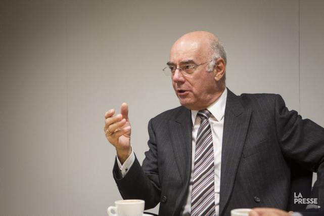 Le ministre de l'Économie, JacquesDaoust, 66 ans, compte... (PHOTO OLIVIER PONTBRIAND LA PRESSE)