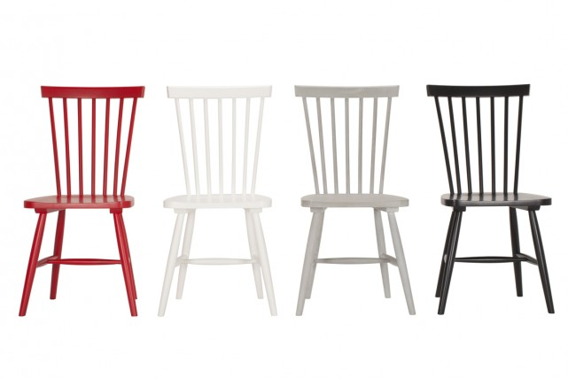 La chaise d'appoint Lyla (149$ l'unité, chez EQ3).... (Photo fournie par EQ3)