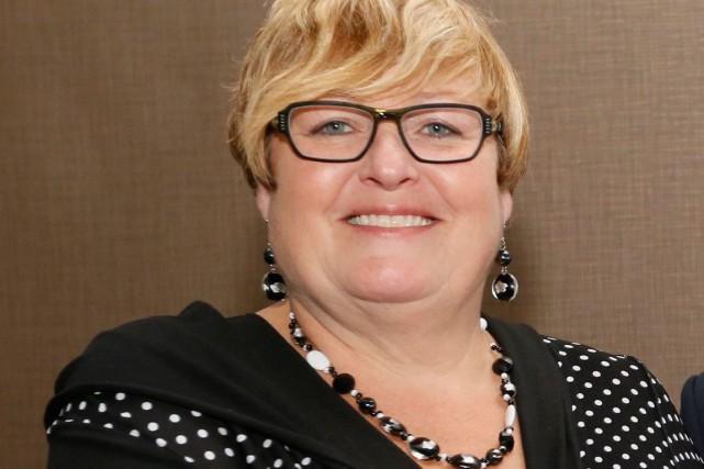 La présidente de la FCFA, Marie-France Kenny.... (Simon Séguin-Bertrand, Archives LeDroit)