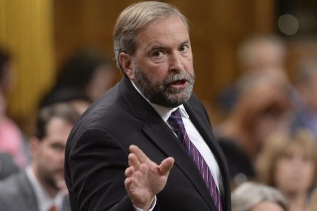Dans un discours devant être prononcé mardi dans... (PHOTO SEAN KILPATRICK, ARCHIVES LA PRESSE CANADIENNE)