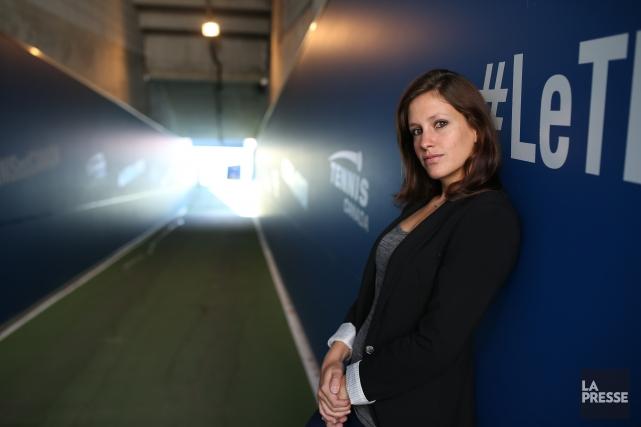 Stéphanie Dubois a choisi de prendre sa retraite... (Photo Martin Chamberland, La Presse)