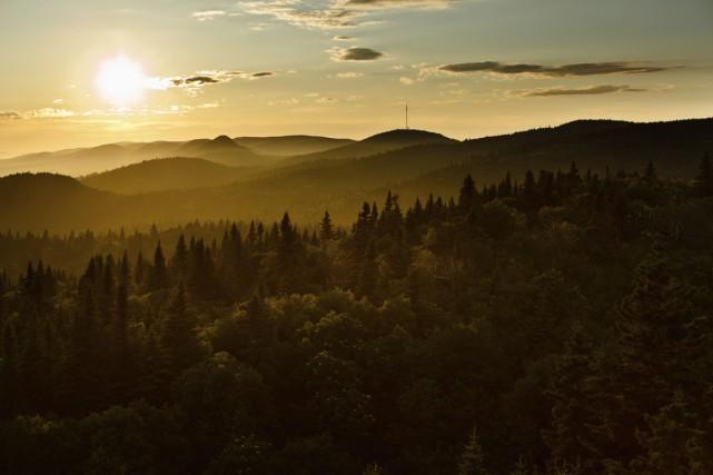 Que ce soit l'été ou l'automne, les paysages... (Photo Digital/Thinkstock)