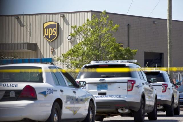 UPS a indiqué par voie de communiqué que... (Photo: AP)