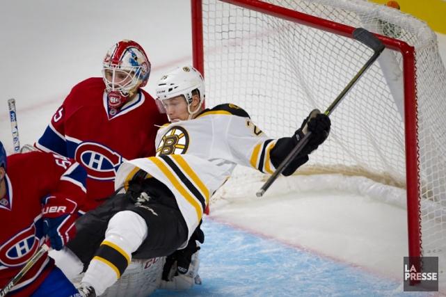 Relisez le clavardage du premier match préparatoire du Canadien contre les... (PHOTO ANDRÉ PICHETTE, LA PRESSE)