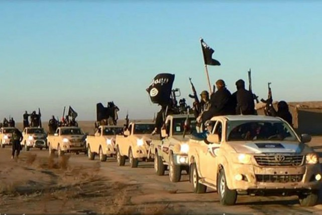Quelque 12 000 combattants étrangers venus de 74... (Photo: AP)