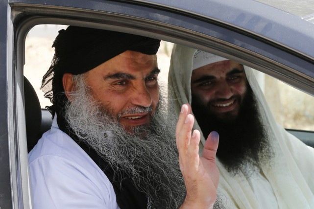 Le Jordanien Abou Qatada, de son vrai nom... (PHOTO MUHAMMAD HAMED, REUTERS)