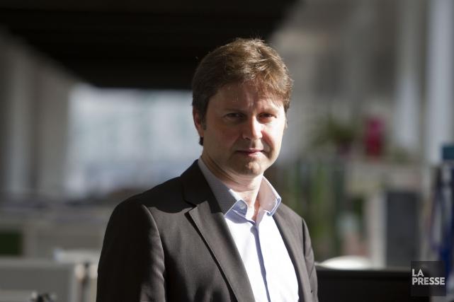 Le neurologue Patrick Cossette... (PHOTO OLIVIER JEAN, LA PRESSE)