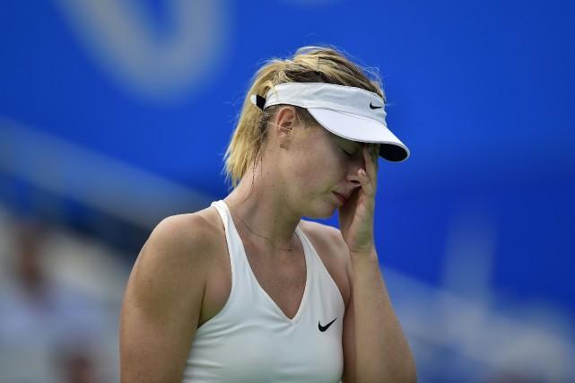 Maria Sharapova... (Photo Reuters)
