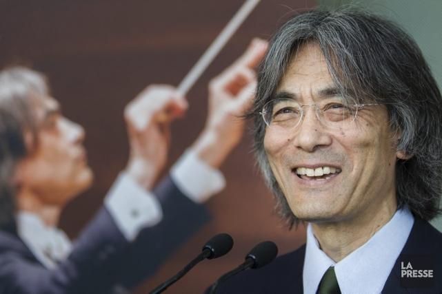 Kent Nagano... (Photo: Édouard Plante-Fréchette, La Presse)