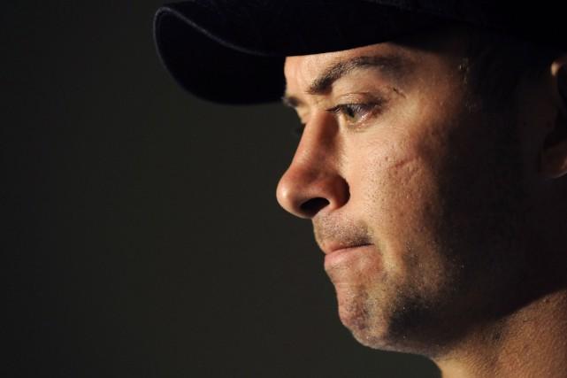 Josh Gorges digère toujours aussi mal son départ... (Photo archives La Presse Canadienne)