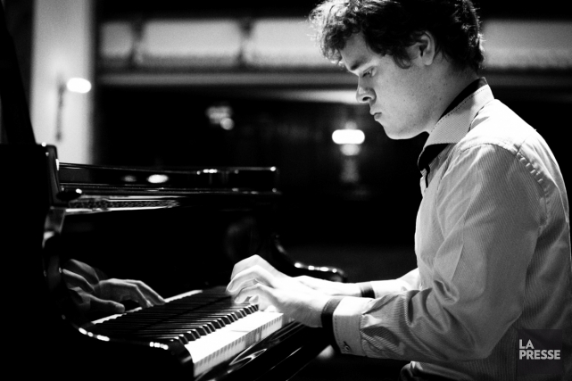 Le pianiste Benjamin Grosvenor... (Photo: site officiel de l'artiste)