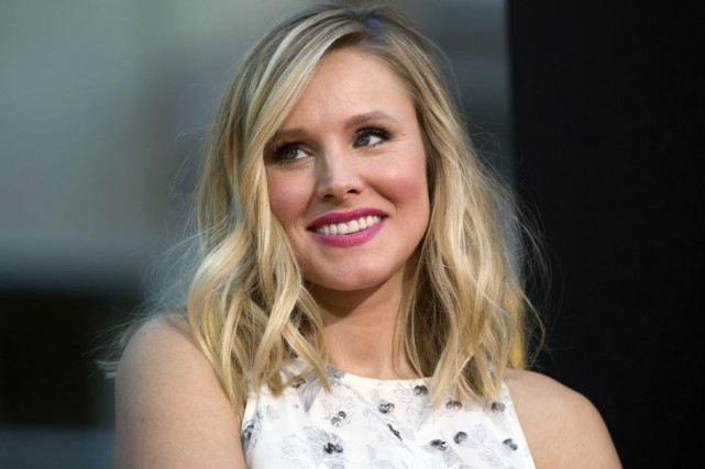 Kristen Bell à la première du film This... (Photo: archives Reuters)