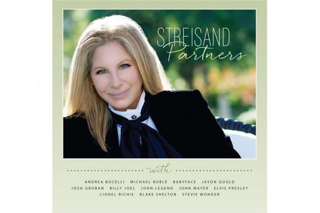 Barbra Streisand entre dans l'Histoire avec son nouvel album.... (Photo: AP)