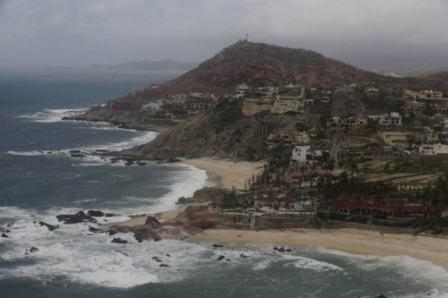 La seconde destination touristique du Mexique, après les... (Photo HENRY ROMERO, REUTERS)