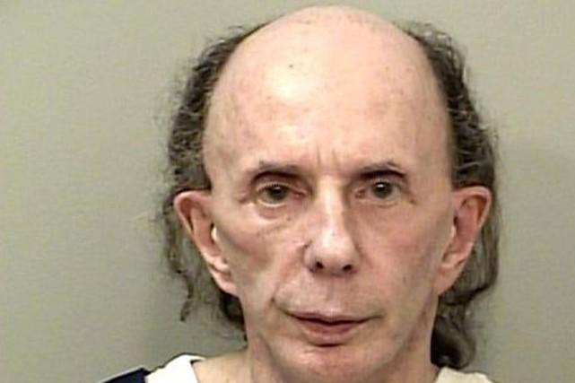 Agé de 74 ans, Phil Spectora été emprisonné... (Photo: AFP)