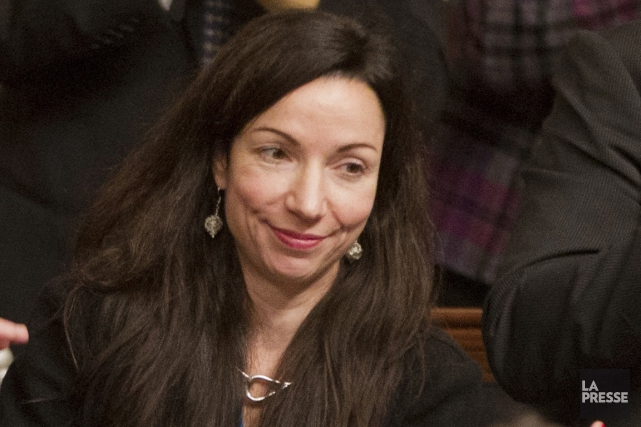 Martine Ouellet... (PHOTO IVANOH DEMERS, ARCHIVES LA PRESSE)