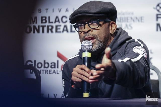 Lorsque son film Do the Right Thing est sorti il y a 25 ans, le réalisateur... (Photo: Édouard Plante-Fréchette, La Presse)