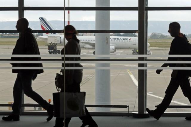Les syndicats de pilotes, qui ont obtenu le... (PHOTO JEAN-PAUL PELISSIER, REUTERS)