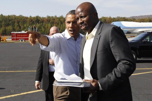Reggie Love a travaillé durant six ans aux... (PHOTO JASON REED, ARCHIVES REUTERS)
