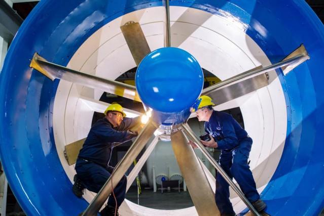 RER Hydro bénéficie d'un nouveau sursis jusqu'au 16... (Photo: Courtoisie)