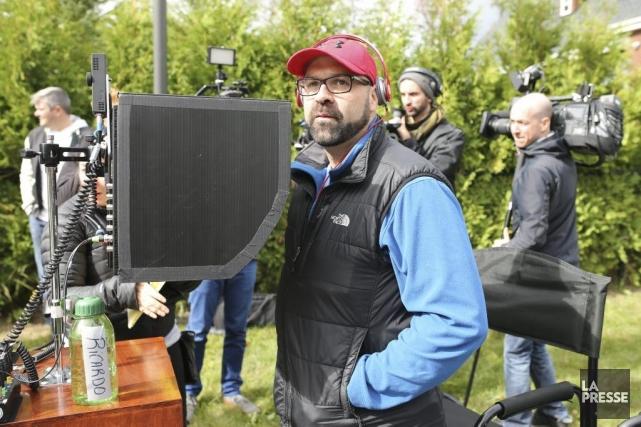 Ricardo Trogi a accepté de réaliser le premier... (Photo: Martin Chamberland, La Presse)