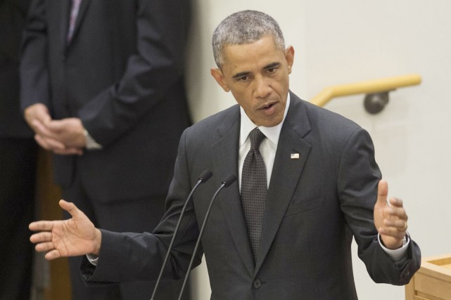 «Nous n'avançons pas assez vite, nous ne faisons... (PHOTO SAUL LOEB, AFP)