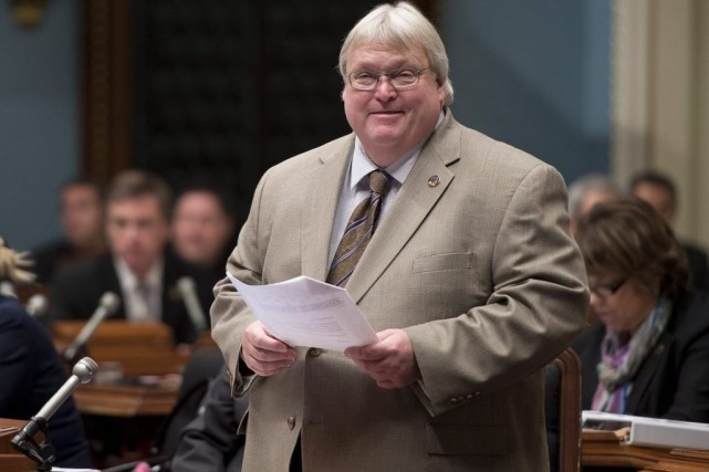 Gaétan Barrette... (PHOTO JACQUES BOISSINOT, LA PRESSE CANADIENNE)