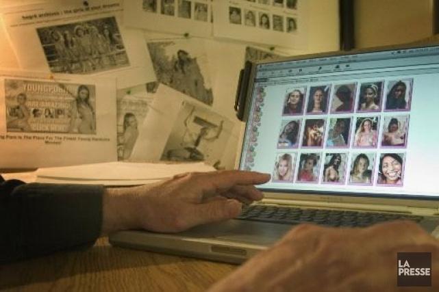 Soixante personnes font face à près de 250 accusations en lien avec une enquête... (PHOTO IVANOH DEMERS, ARCHIVES LA PRESSE)