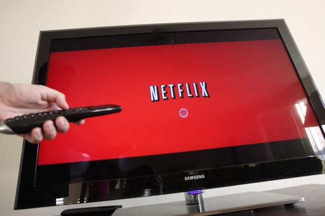 Netflix a terminé 2014 avec 57,39 millions d'utilisateurs... (Photo archives La Presse Canadienne)