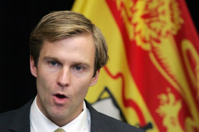 Le premier ministre élu Brian Gallant.... (PHOTO ARCHIVES LA PRESSE CANADIENNE)