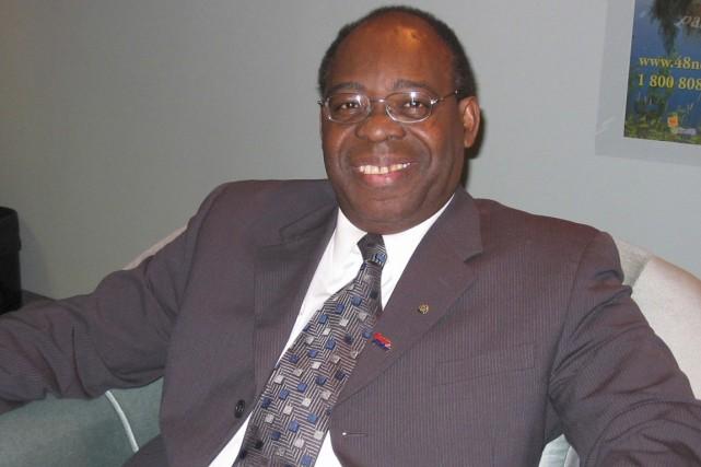M. Chérubin, d'origine haïtienne, avait été l'un des... (PHOTO FOURNIE PAR NICOLAS BÉGIN)