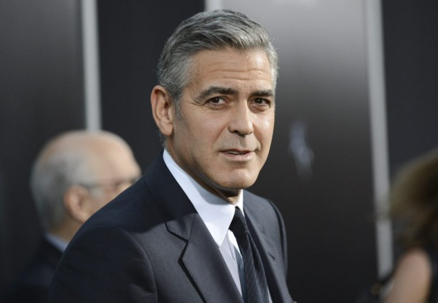 George Clooney... (Photo: archives AP)