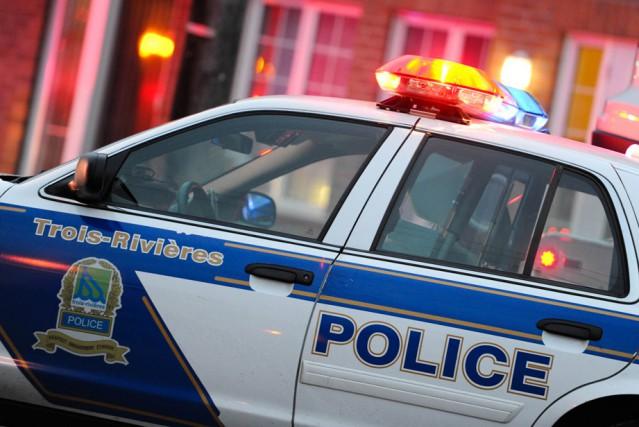 La Sécurité publique de Trois-Rivières a arrêté ce week-end un homme qui serait...
