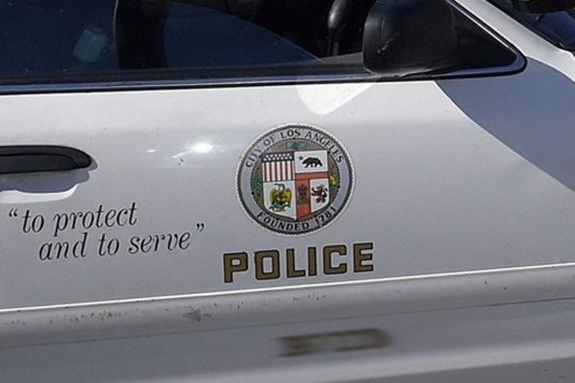 À l'époque de l'altercation, la police avait déclaré... (Photo archives AP)