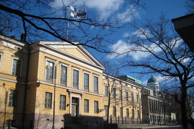 L'institut d'études avancées de l'université d'Helsinki.... (Photo Wikimedia Commons)