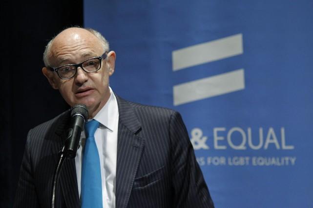 Le ministre des Affaires étrangères de l'Argentine, Hector... (Photo Eduardo Munoz, Reuters)