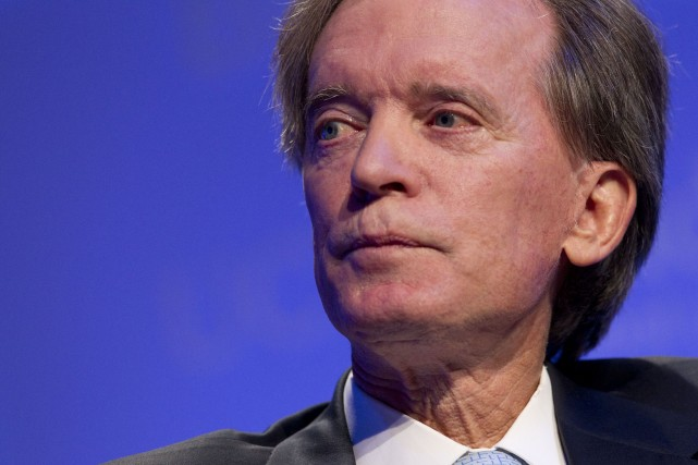 Bill Gross (photo) quitte Pimco alors que le... (Photo archives Bloomberg)