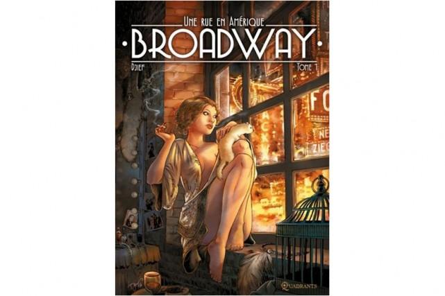 L'Amérique s'amuse follement sur Broadway dans les années 20. Mais derrière les...
