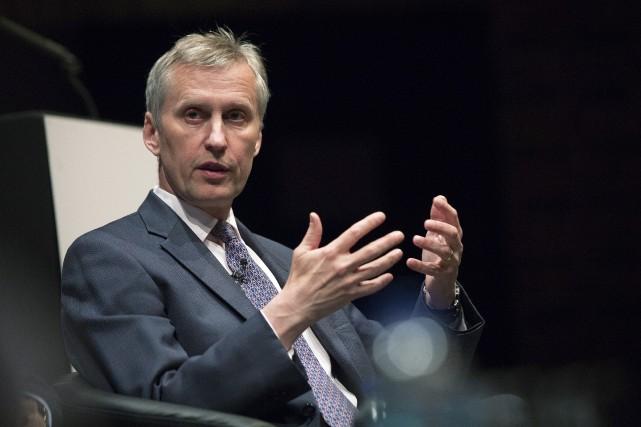 Martin Wheatley, directeur général de la FCA.... (Photo archives Bloomberg)