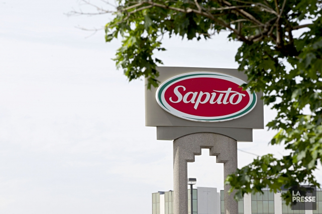 Le fromager Saputo (T.SAP)estime que l'amélioration de la... (PHOTO ANNE GAUTHIER, ARCHIVES LA PRESSE)