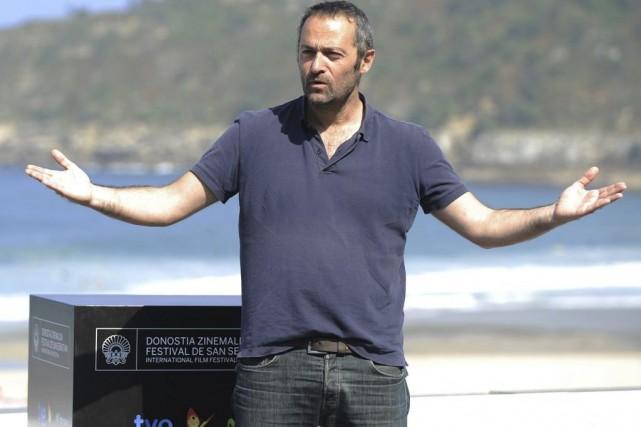 Le cinéaste français Cédric Kahn a présenté son... (Photo: AFP)
