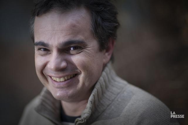 Alexandre Jardin... (Photo archives La Presse)