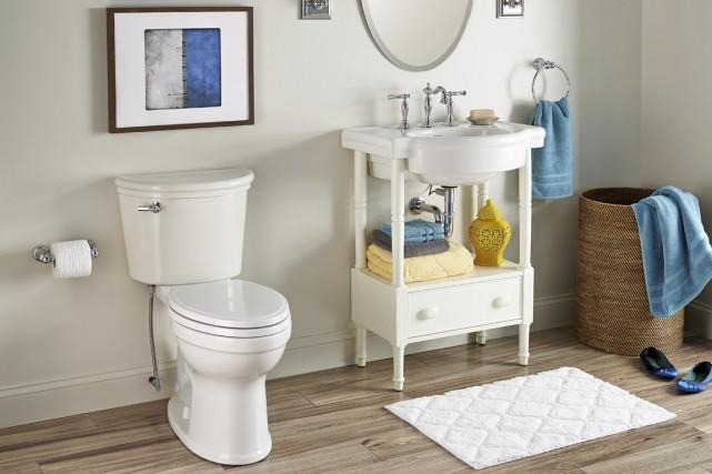 La toilette Retrospect Champion Pro, d'American Standard, 4,8... (Photo fournie par American Standard)